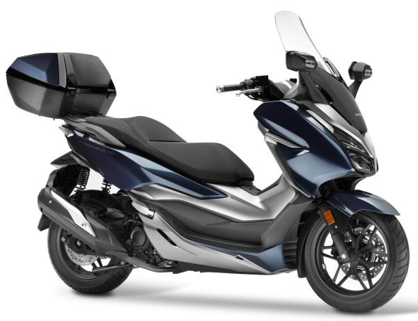 Honda Forza 300 Top Box